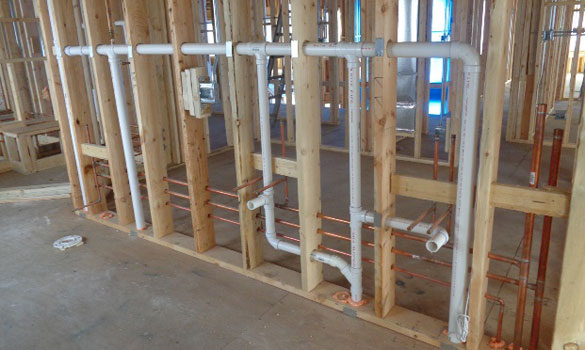 New Construction Plumbing Oakwood Braselton Ga Roberts